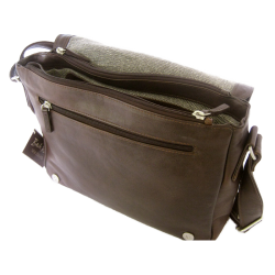 "Back Road 15"" Messenger Bag..."