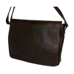 "Back Road 17"" Messenger Bag..."