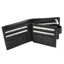 Baron Black Wallet 72873