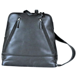 Baron Leather Back Pack 2381