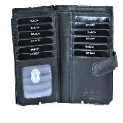 Baron Mens RFID Wallet 7396