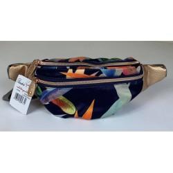 Tropical Luxe Nylon Bum Bag...
