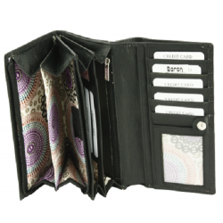 Ladies Capacity Wallets