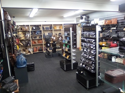 Retail Baron Leathergoods Shop